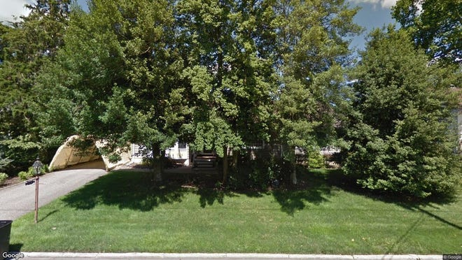 This Google Street View image shows the approximate location of 231 Vansant Ave. in Island Heights. The property at this address changed hands in October 2019, when new owners bought the property for $385,000.
