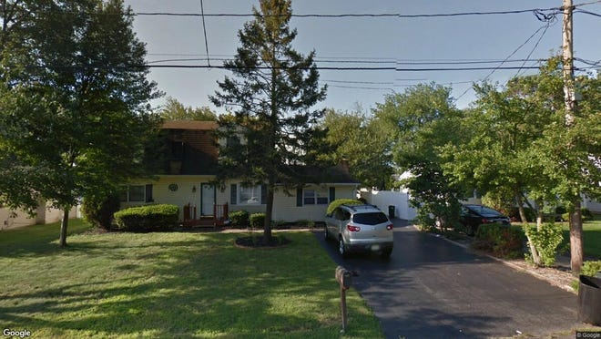 This Google Street View image shows the approximate location of 425 Chestnut Drive in Lacey. The property at this address changed hands in October 2019, when new owners bought the property for $256,000.