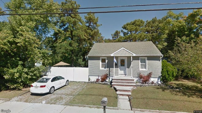 This Google Street View image shows the approximate location of 309 Manapaqua Ave. in Lakehurst. The property at this address changed hands in October 2019, when new owner bought the property for $189,000.