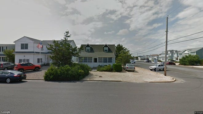 This Google Street View image shows the approximate location of 1800 Baltimore Ave. in Lavallette. The property at this address changed hands in September 2019, when new owner bought the property for $550,000.