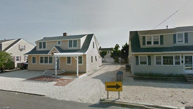 This Google Street View image shows the approximate location of 120 E. Mac Evoy Lane in Long Beach Township. The property at this address changed hands in October 2019, when new owners bought the property for $1,350,000.