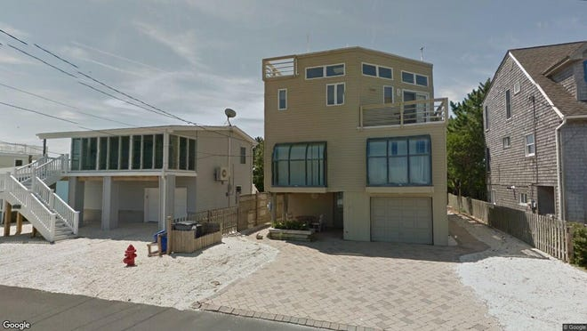 This Google Street View image shows the approximate location of 46 W. Tebco Terrace in Long Beach Township. The property at this address changed hands in October 2019, when new owners bought the property for $890,000.