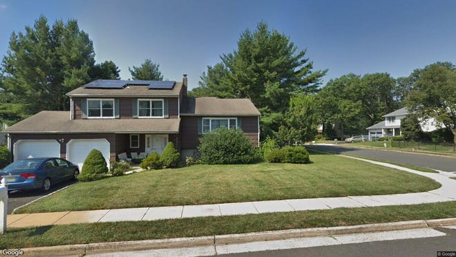 This Google Street View image shows the approximate location of 7 Plafsky Drive in Edison. The property at this address changed hands in October 2019, when new owners bought the property for $430,000.