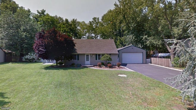 This Google Street View image shows the approximate location of 5 Sarah Lane in Monroe. The property at this address changed hands in October 2019, when new owners bought the property for $312,500.