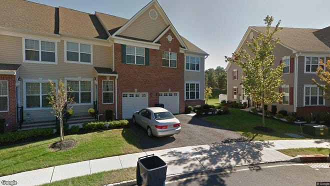 This Google Street View image shows the approximate location of 2460 Canterbury Lane in North Brunswick. The property at this address changed hands in September 2019, when new owner bought the property for $475,000.