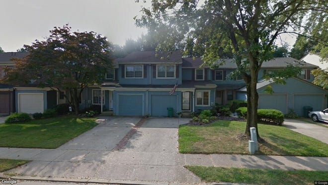 This Google Street View image shows the approximate location of 54 Southgate Road in Mount Laurel. The property at this address changed hands in October 2019, when new owner bought the property for $245,000.