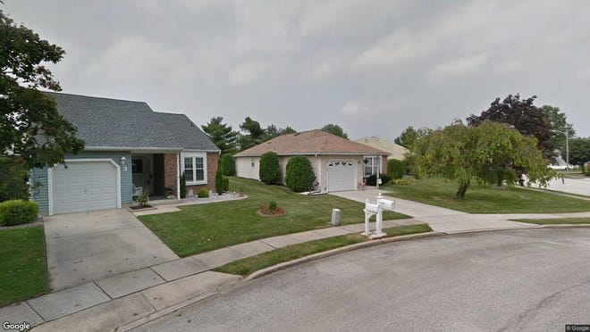 This Google Street View image shows the approximate location of 1 Tyson Court in Mount Laurel. The property at this address changed hands in October 2019, when new owners bought the property for $215,000.