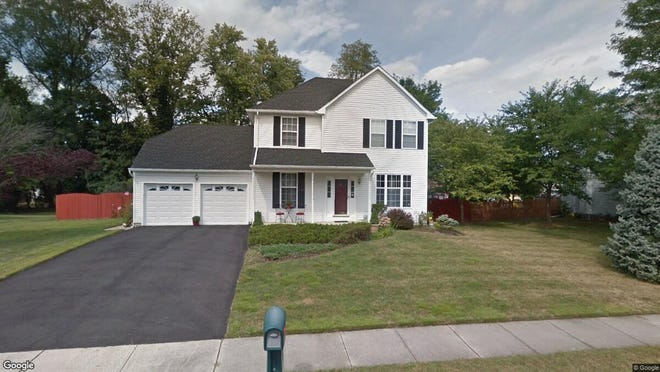 This Google Street View image shows the approximate location of 15 Mahogany Drive in Burlington. The property at this address changed hands in October 2019, when new owners bought the property for $315,000.