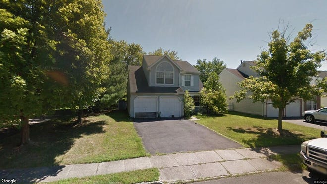 This Google Street View image shows the approximate location of 10 Tudor Drive in Burlington. The property at this address changed hands in October 2019, when new owners bought the property for $267,500.