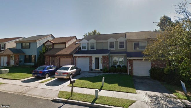 This Google Street View image shows the approximate location of 113 Charing Way in Mount Laurel. The property at this address changed hands in October 2019, when new owner bought the property for $215,000.