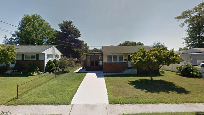 This Google Street View image shows the approximate location of 638 Jefferson St. in Riverside. The property at this address changed hands in August 2019, when new owner bought the property for $95,000.