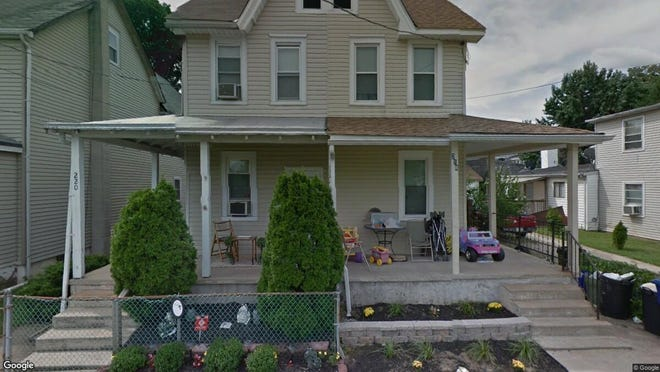 This Google Street View image shows the approximate location of 218 Kossuth St. in Riverside. The property at this address changed hands in September 2019, when new owner bought the property for $110,000.
