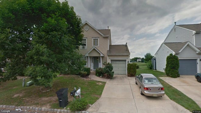 This Google Street View image shows the approximate location of 24 Bentwood Drive in Westampton. The property at this address changed hands in September 2019, when new owner bought the property for $245,000.