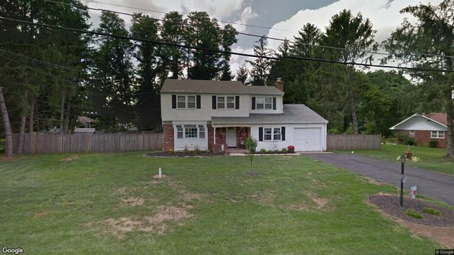 This Google Street View image shows the approximate location of 3 Oak Lynn Drive in Mansfield. The property at this address changed hands in October 2019, when new owners bought the property for $315,000.