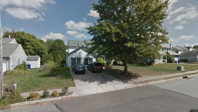 This Google Street View image shows the approximate location of 79 Kensington Drive in Eastampton. The property at this address changed hands in October 2019, when new owners bought the property for $345,000.