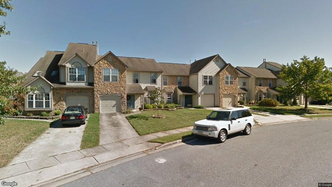This Google Street View image shows the approximate location of 24 Alderton Lane in Mount Laurel. The property at this address changed hands in October 2019, when new owner bought the property for $250,000.