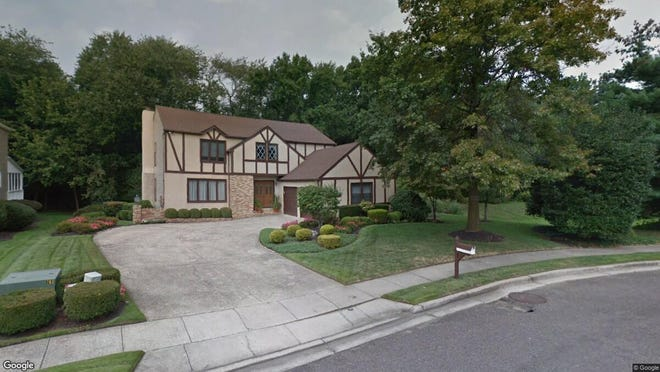 This Google Street View image shows the approximate location of 131 Union Mill Terrace in Mount Laurel. The property at this address changed hands in October 2019, when new owners bought the property for $365,000.