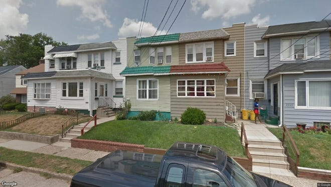 This Google Street View image shows the approximate location of 2256 Hollinshed Ave. in Pennsauken. The property at this address changed hands in August 2019, when new owners bought the property for $100,000.