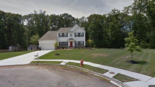 This Google Street View image shows the approximate location of 232 Staggerbush Road in Monroe. The property at this address changed hands in October 2019, when new owners bought the property for $369,900.