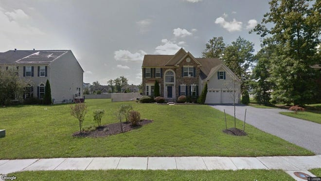 This Google Street View image shows the approximate location of 1008 Mannington Drive in Monroe. The property at this address changed hands in October 2019, when new owners bought the property for $345,000.