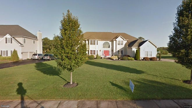 This Google Street View image shows the approximate location of 122 Karenlynn Drive in Franklin. The property at this address changed hands in October 2019, when new owners bought the property for $445,000.