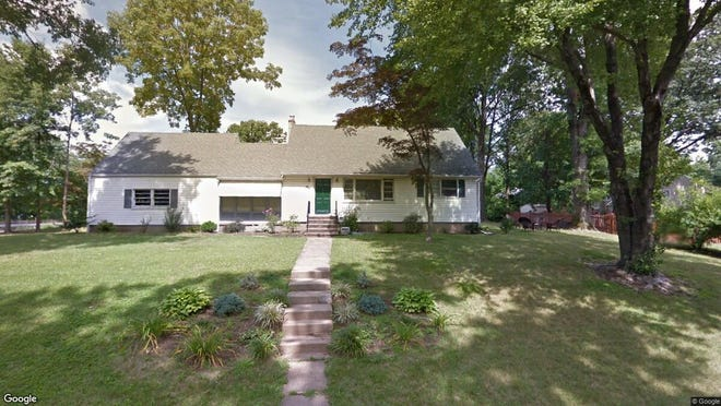 This Google Street View image shows the approximate location of 1 Gulick Road in Hanover. The property at this address changed hands in October 2019, when new owners bought the property for $489,000.