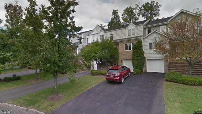 This Google Street View image shows the approximate location of 107 Edgefield Drive in Parsippany-Troy Hills. The property at this address changed hands in November 2019, when new owner bought the property for $380,000.