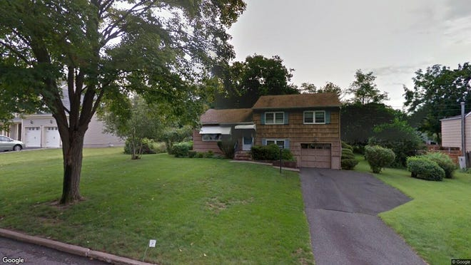 This Google Street View image shows the approximate location of 12 Kice Road in Florham Park. The property at this address changed hands in October 2019, when new owner bought the property for $500,000.