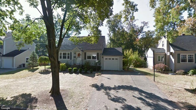 This Google Street View image shows the approximate location of 19 Cameron Ave. in Pequannock. The property at this address changed hands in October 2019, when new owners bought the property for $450,000.