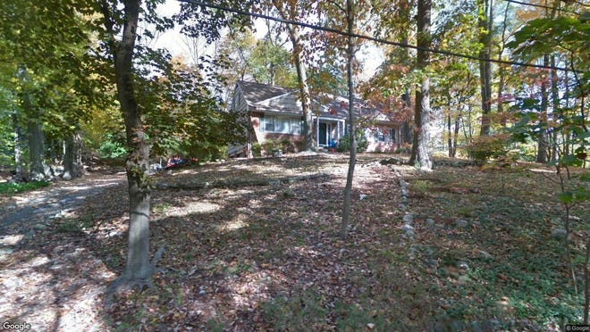 This Google Street View image shows the approximate location of 2 Glendale Terrace in Kinnelon. The property at this address changed hands in November 2019, when new owners bought the property for $450,000.