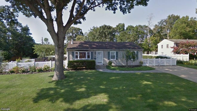 This Google Street View image shows the approximate location of 633 Borrie Ave. in Brielle. The property at this address changed hands in November 2019, when new owners bought the property for $490,450.