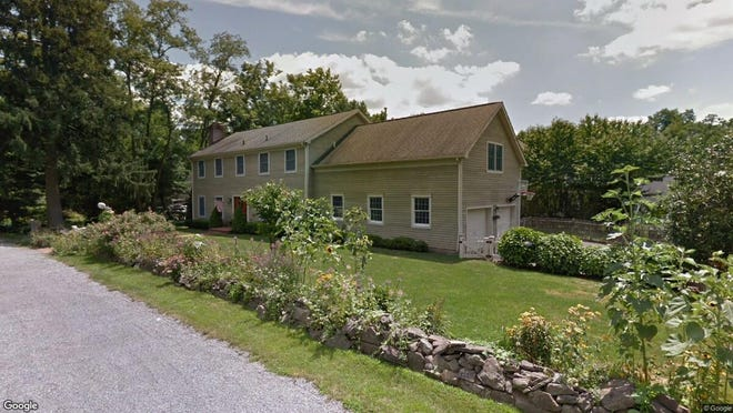 This Google Street View image shows the approximate location of 48 Browns Lane in Fair Haven. The property at this address changed hands in November 2019, when new owners bought the property for $1,140,000.