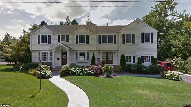 This Google Street View image shows the approximate location of 76 Heights Terrace in Fair Haven. The property at this address changed hands in September 2019, when new owners bought the property for $1,080,000.