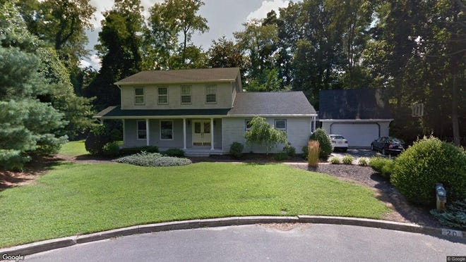 This Google Street View image shows the approximate location of 20 Country Lane in Fair Haven. The property at this address changed hands in October 2019, when new owners bought the property for $720,000.