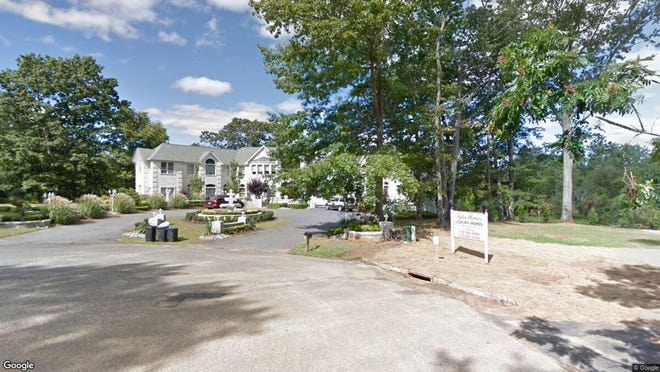 This Google Street View image shows the approximate location of 7 Walden Court in Manalapan. The property at this address changed hands in October 2019, when new owner bought the property for $840,000.