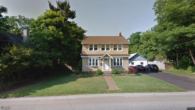 This Google Street View image shows the approximate location of 1211 Sea Girt Ave. in Wall. The property at this address changed hands in November 2019, when new owners bought the property for $545,000.