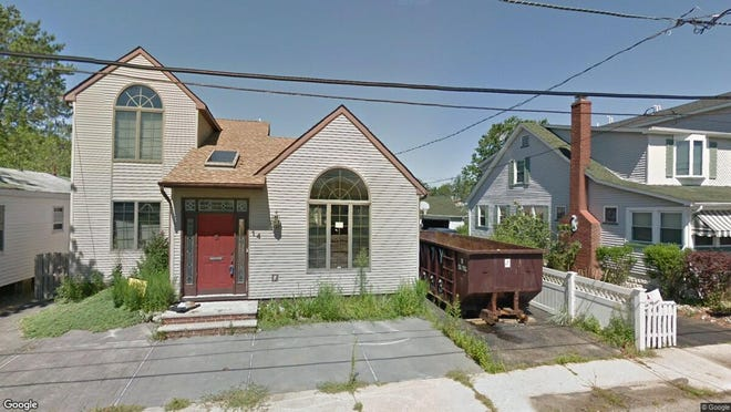 This Google Street View image shows the approximate location of 14 Central Ave. in Highlands. The property at this address changed hands in October 2019, when new owner bought the property for $370,000.