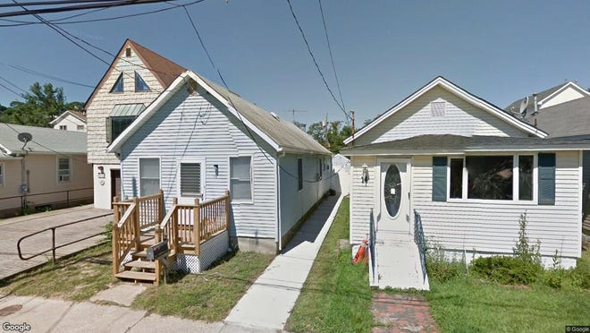 This Google Street View image shows the approximate location of 16 Ocean Ave. in Highlands. The property at this address changed hands in October 2019, when new owners bought the property for $150,000.