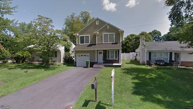 This Google Street View image shows the approximate location of 23 Maxwell Road in Eatontown. The property at this address changed hands in November 2019, when new owners bought the property for $375,000.