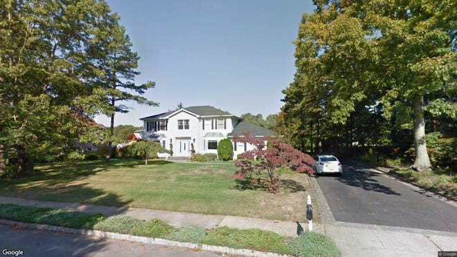 This Google Street View image shows the approximate location of 18 Sandy Lane in Eatontown. The property at this address changed hands in September 2019, when new owners bought the property for $832,000.