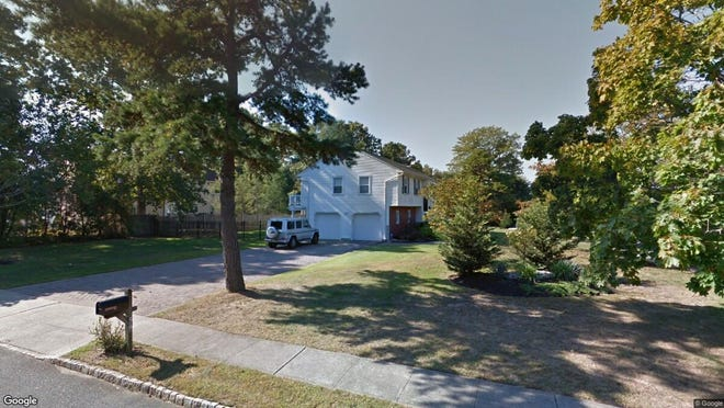 This Google Street View image shows the approximate location of 54 Mindy Lane in Eatontown. The property at this address changed hands in November 2019, when new owner bought the property for $649,900.