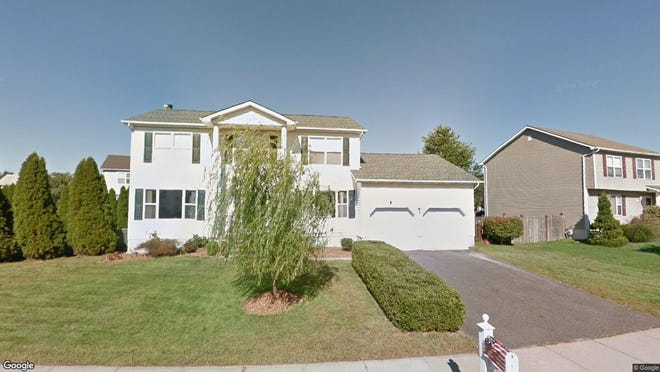 This Google Street View image shows the approximate location of 7 Deborah Lane in Howell. The property at this address changed hands in October 2019, when new owners bought the property for $425,000.