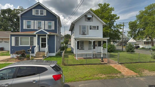 This Google Street View image shows the approximate location of 2 Chingarora in Keyport. The property at this address changed hands in November 2019, when new owner bought the property for $175,000.