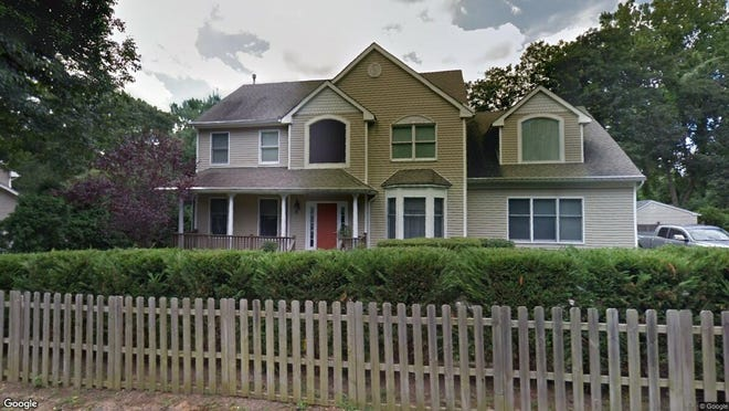 This Google Street View image shows the approximate location of 682 Locust Point Road in Middletown. The property at this address changed hands in November 2019, when new owners bought the property for $577,000.