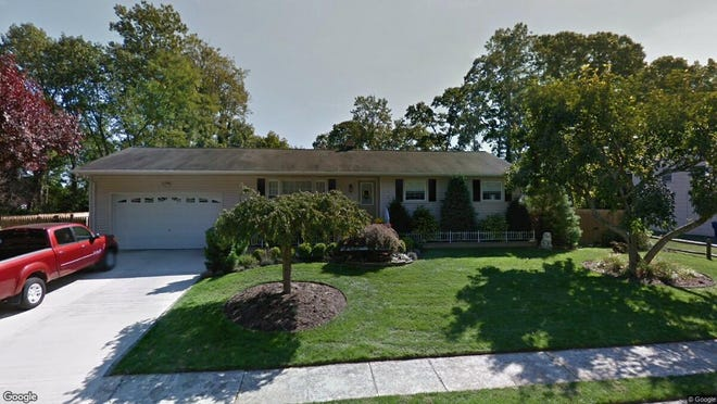 This Google Street View image shows the approximate location of 4 Corey Drive in Ocean Township. The property at this address changed hands in December 2019, when new owners bought the property for $665,000.