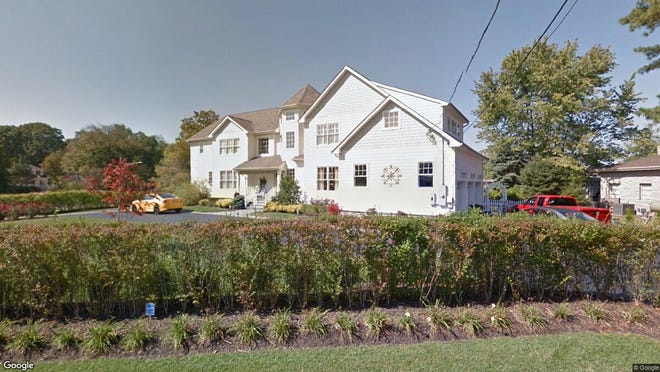 This Google Street View image shows the approximate location of 6 Bayview Place in Oceanport. The property at this address changed hands in November 2019, when new owners bought the property for $1,215,000.