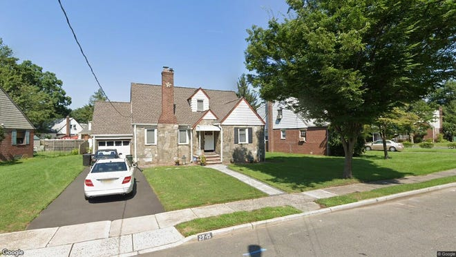 This Google Street View image shows the approximate location of 27-15 Urban Place 1X in Fairlawn. The property at this address changed hands in August 2019, when new owners bought the property for $474,900.