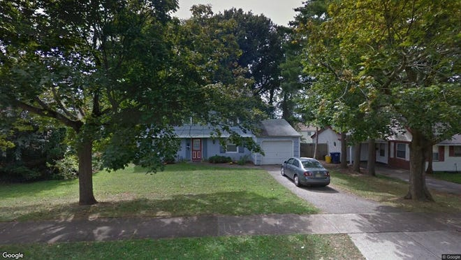 This Google Street View image shows the approximate location of 32 Palfrey Lane in Willingboro. The property at this address changed hands in July 2019, when new owner bought the property for $130,000.