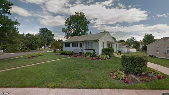This Google Street View image shows the approximate location of 2 Locust Road in Bordentown Township. The property at this address changed hands in August 2019, when new owners bought the property for $260,000.