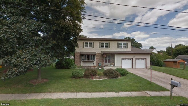 This Google Street View image shows the approximate location of 3 W. Point Drive in Bordentown Township. The property at this address changed hands in October 2019, when new owners bought the property for $364,900.